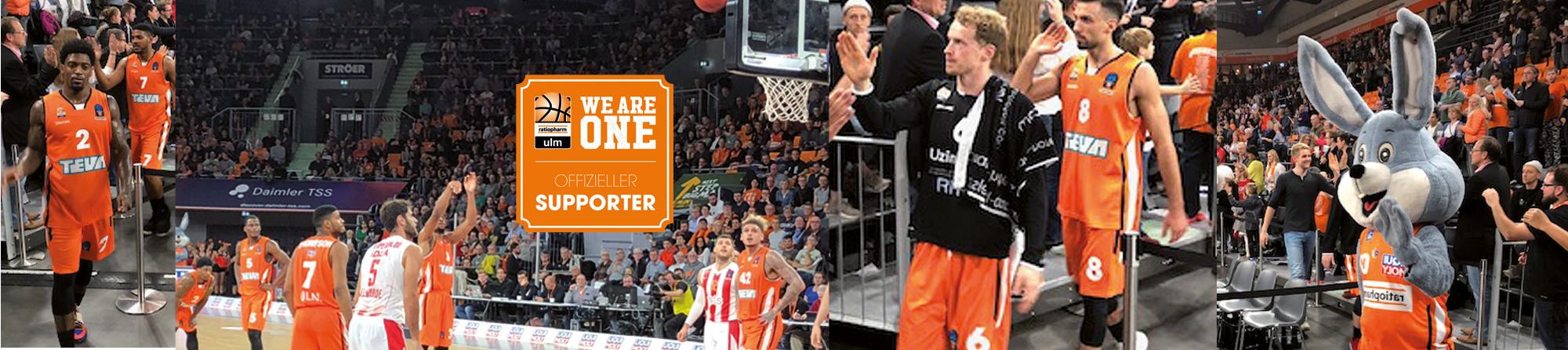 basketball-Ulm we support